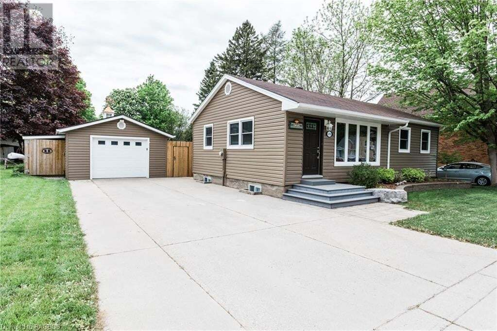 House for sale at 690 Gustavus St Port Elgin Ontario - MLS: 263007