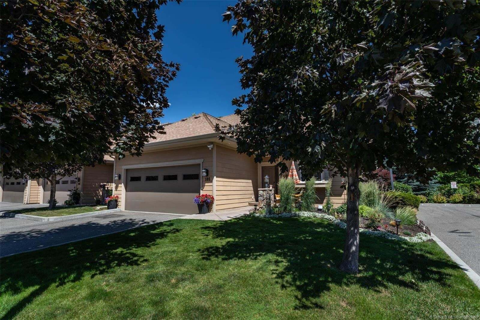 Townhouse for sale at 690 Lequime Rd Kelowna British Columbia - MLS: 10210683