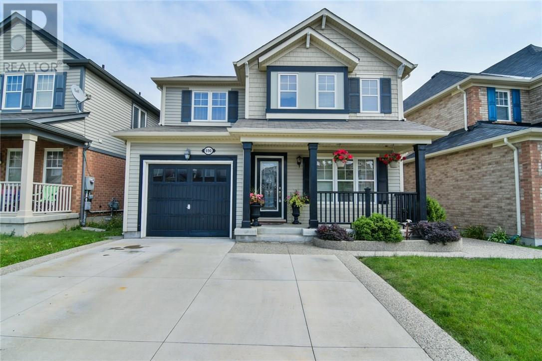 Sold: 690 Yates Drive, Milton, ON