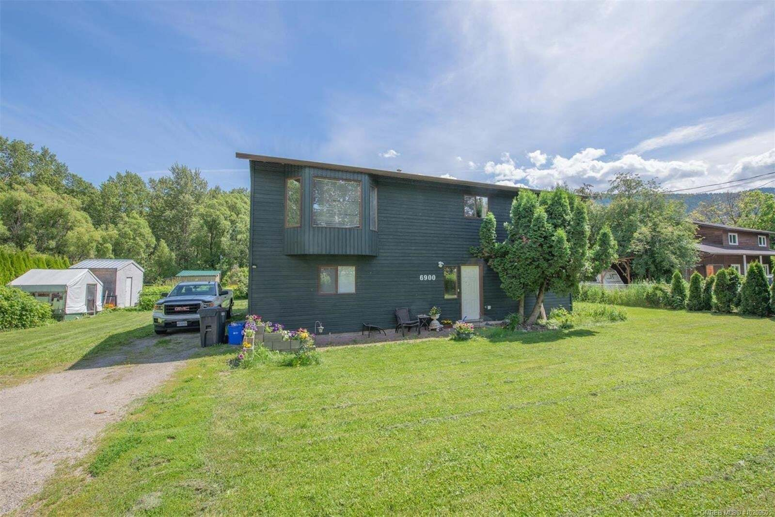 House for sale at 6900 Highway 6  Coldstream British Columbia - MLS: 10209605