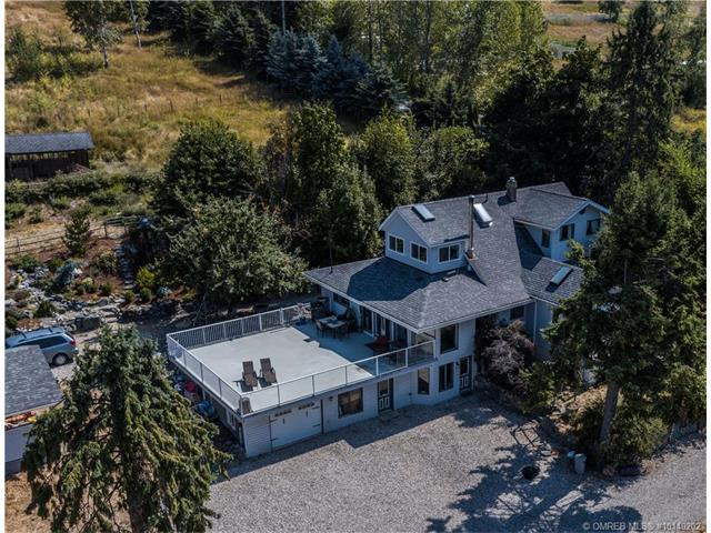 For Sale: 6901 - 70 Avenue Northeast, Salmon Arm, BC | 3 Bed, 2 Bath House for $749,000. See 19 photos!