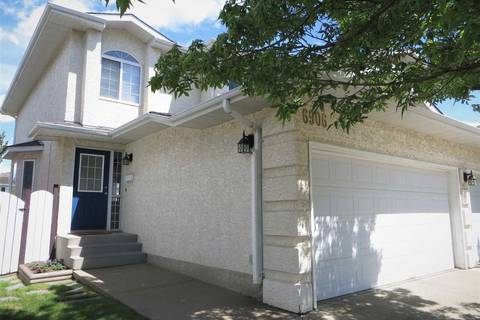 Townhouse for sale at 6906 159 Ave Nw Edmonton Alberta - MLS: E4161421