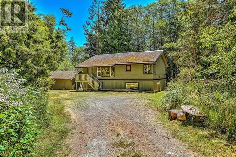House for sale at 6909 Grant Rd W Sooke British Columbia - MLS: 408997