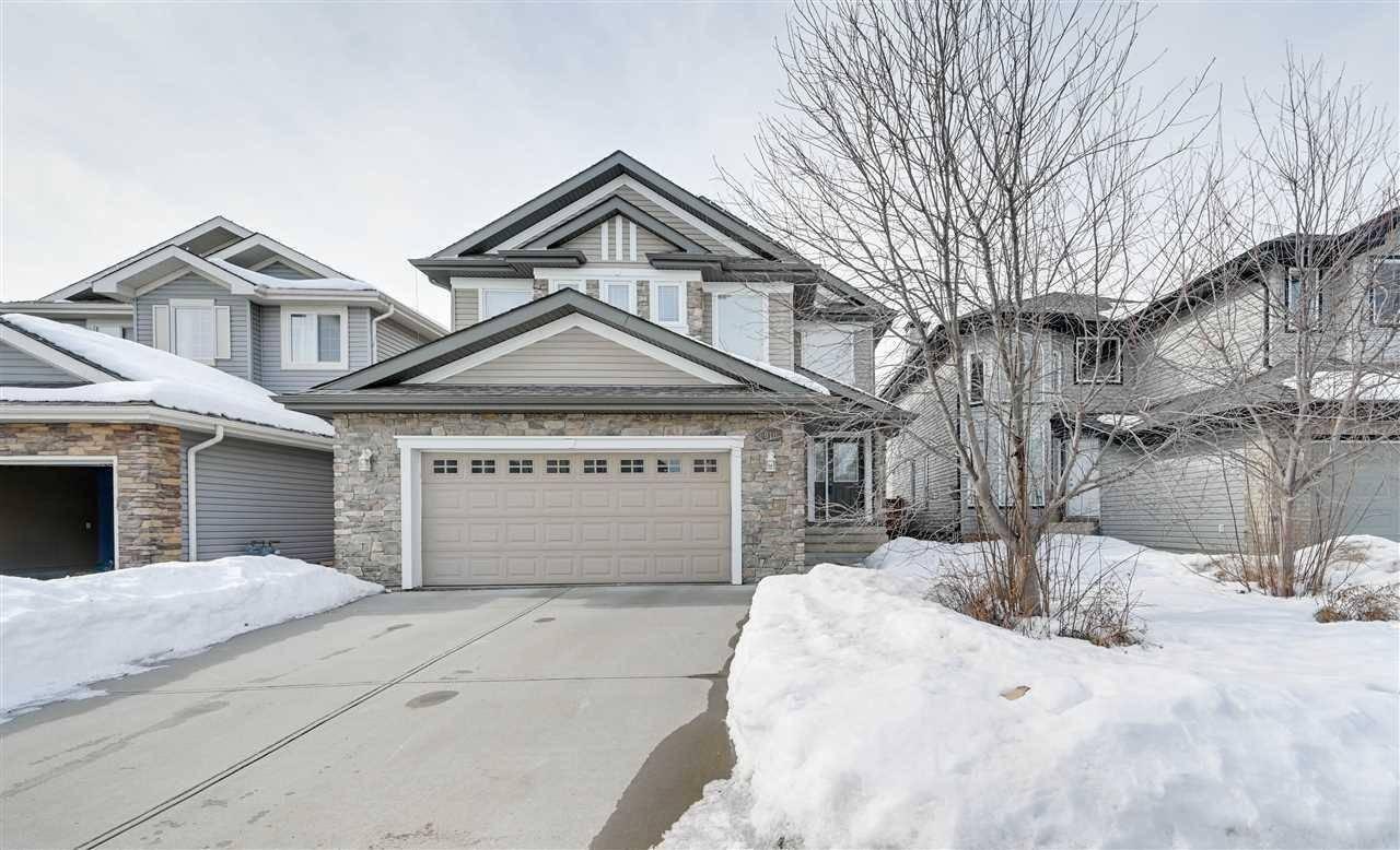House for sale at 6910 Strom Ln Nw Edmonton Alberta - MLS: E4190791