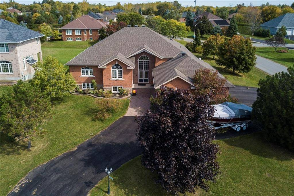 House for sale at 6912 Lakes Park Dr Greely Ontario - MLS: 1171070