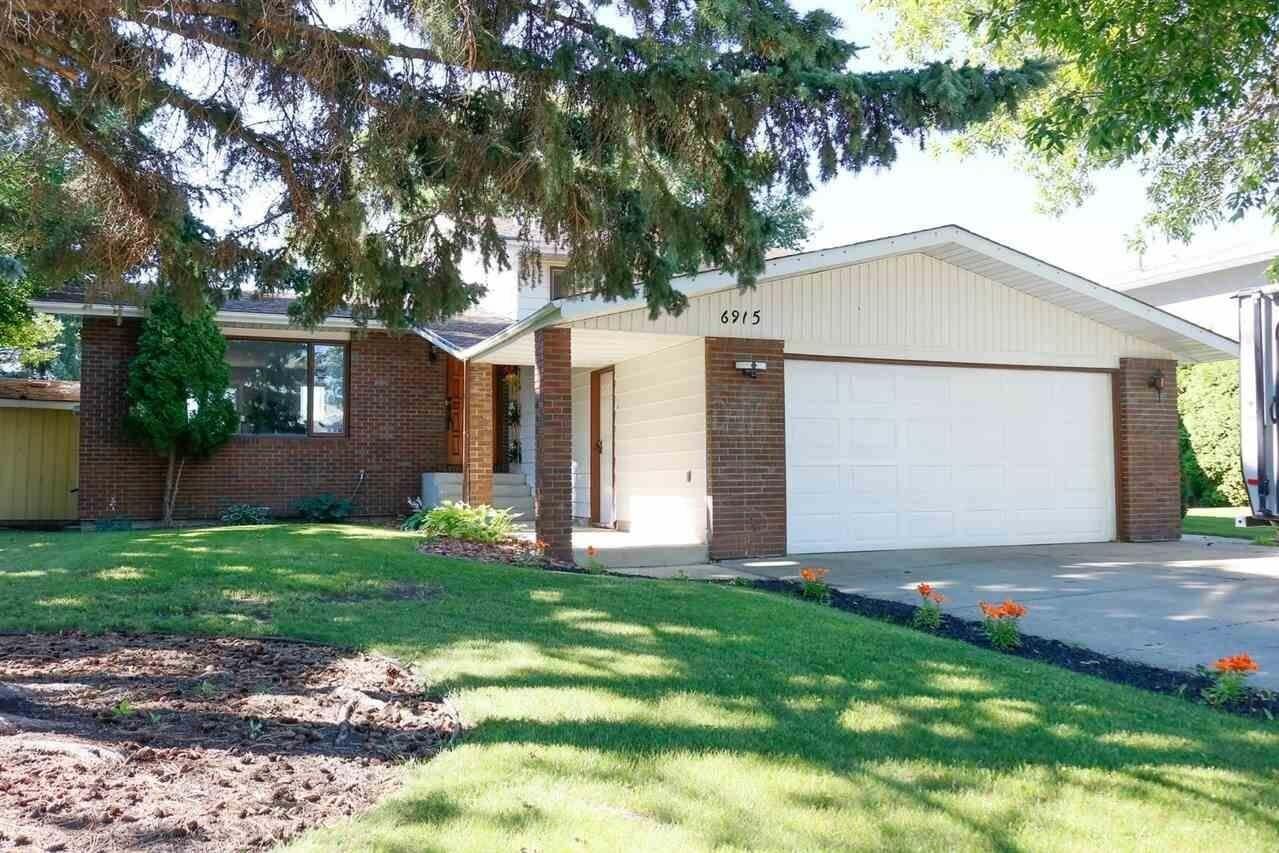 House for sale at 6915 10 Av NW Edmonton Alberta - MLS: E4208297