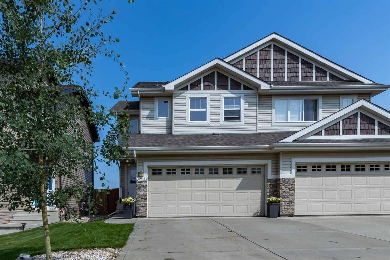 Townhouse for sale at 6916 19a Ave Sw Edmonton Alberta - MLS: E4167924