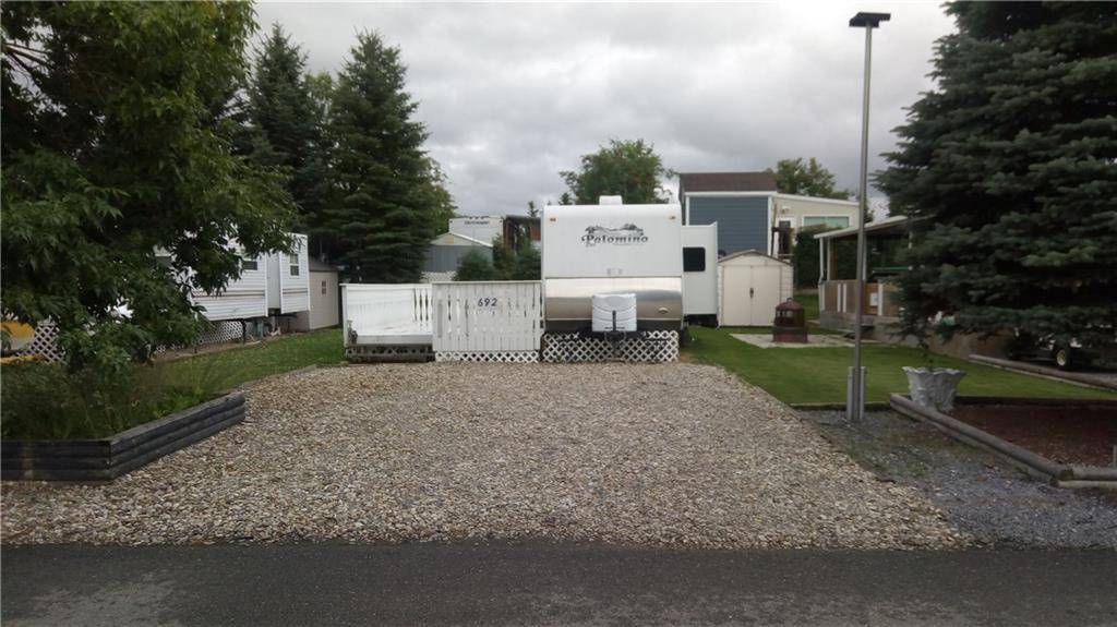 Residential property for sale at 692 Carefree Resort  Gleniffer Lake, Rural Red Deer County Alberta - MLS: C4264057