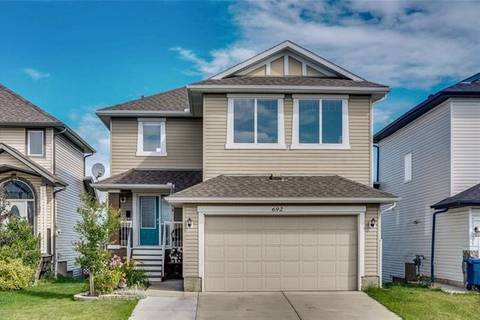 House for sale at 692 Luxstone Landng Southwest Airdrie Alberta - MLS: C4264724