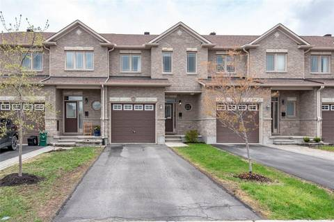 Townhouse for sale at 692 Percifor Wy Ottawa Ontario - MLS: 1152216