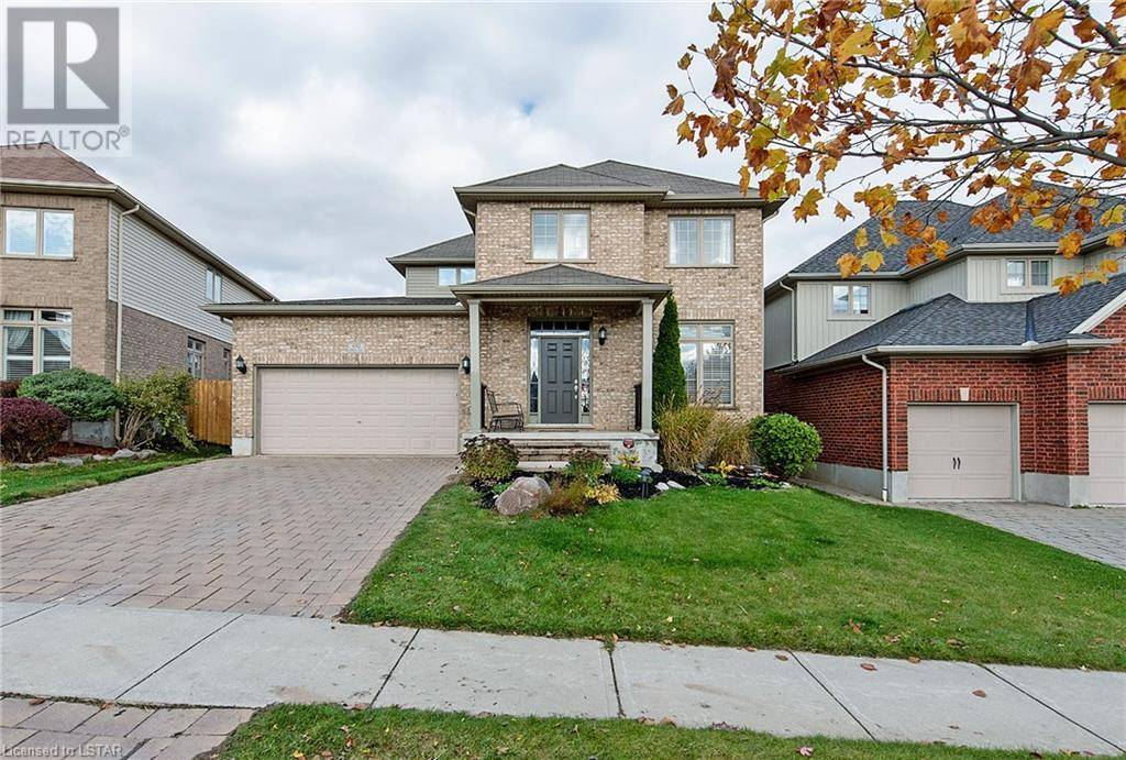 House for sale at 692 Redtail Tr London Ontario - MLS: 231278