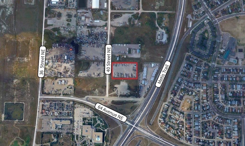 Residential property for sale at 6920 40 St Ne Saddleridge Industrial, Calgary Alberta - MLS: C4258972