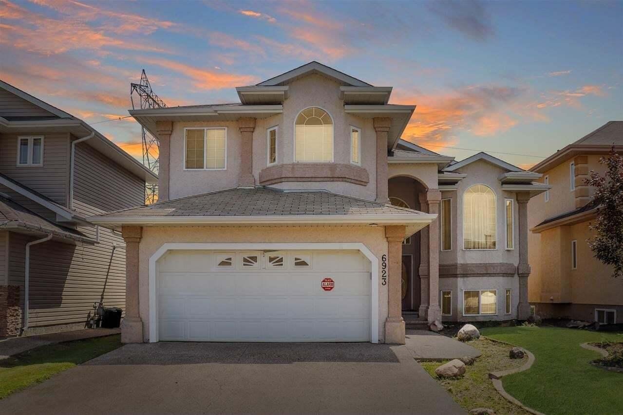 House for sale at 6923 164 Av NW Edmonton Alberta - MLS: E4205986