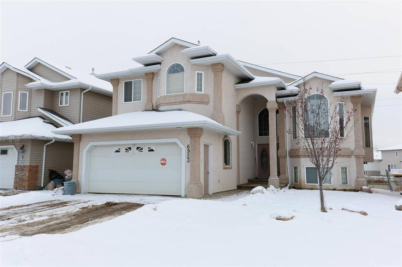 House for sale at 6923 164 Ave Nw Edmonton Alberta - MLS: E4183558