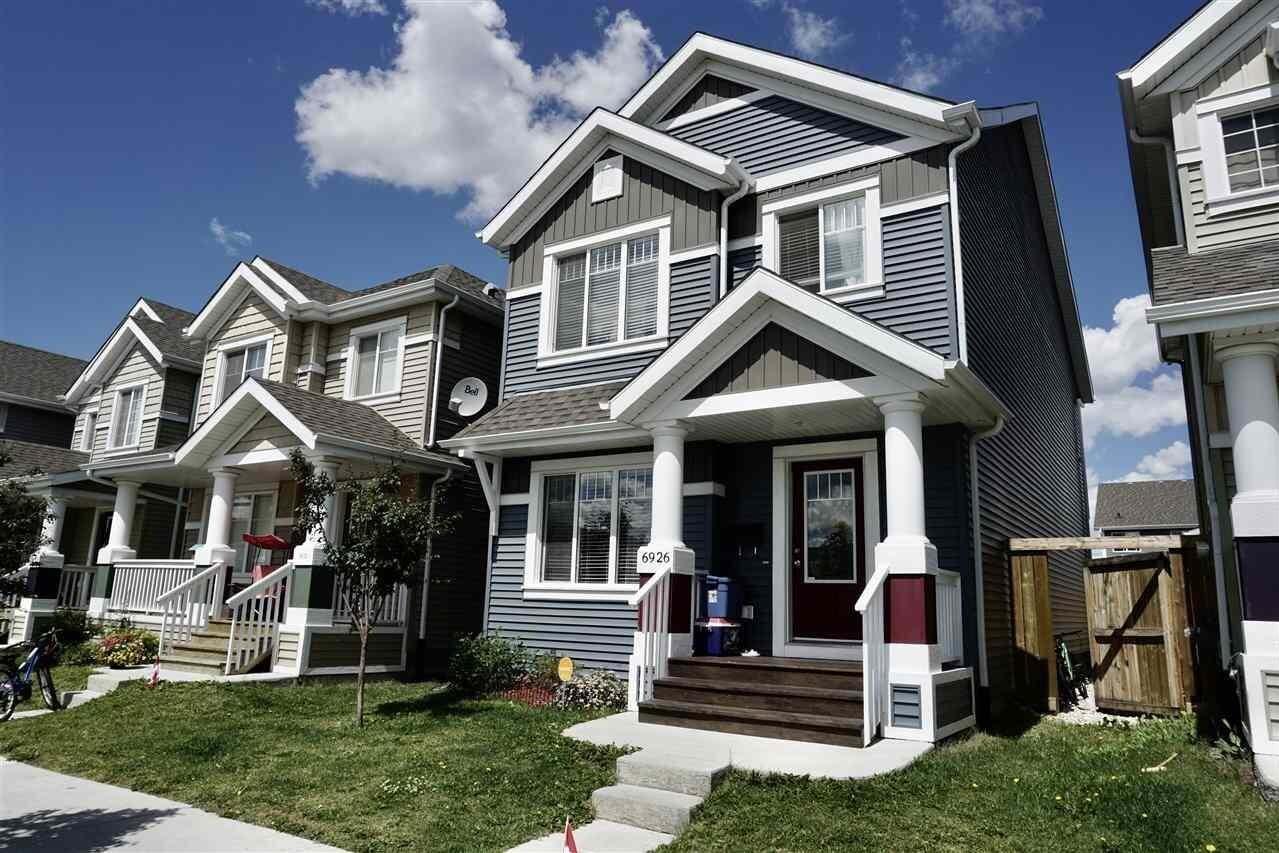 House for sale at 6926 23 Av SW Edmonton Alberta - MLS: E4207067