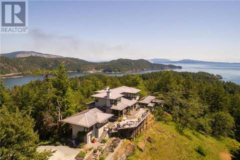 House for sale at 6927 Pirates Rd Pender Island British Columbia - MLS: 407346