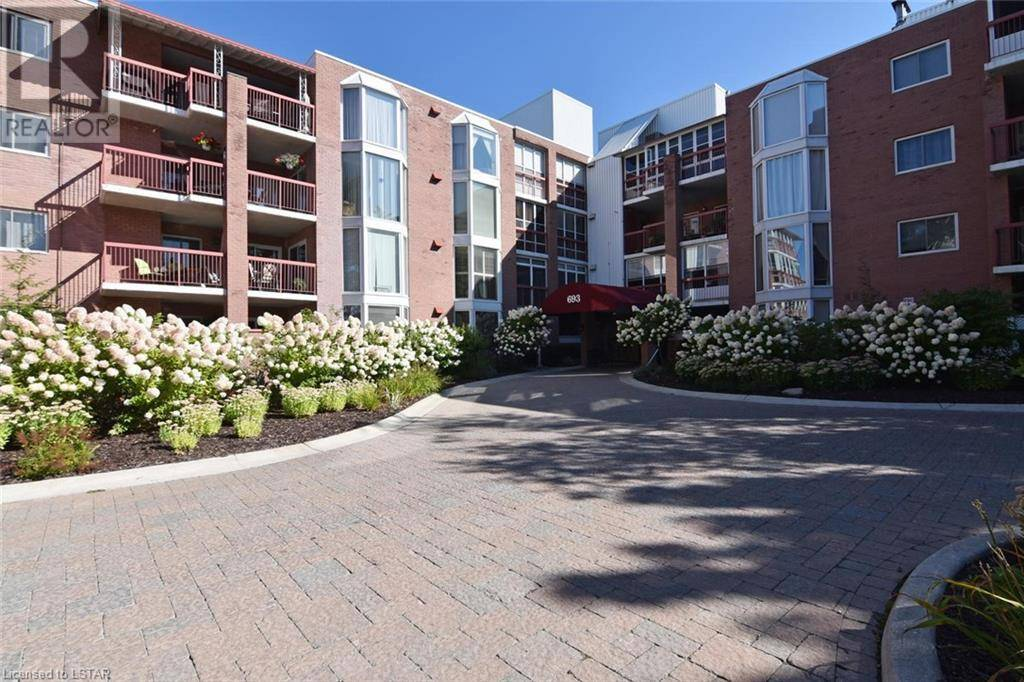 Condo for sale at 210 Windermere Rd Unit 693 London Ontario - MLS: 219426