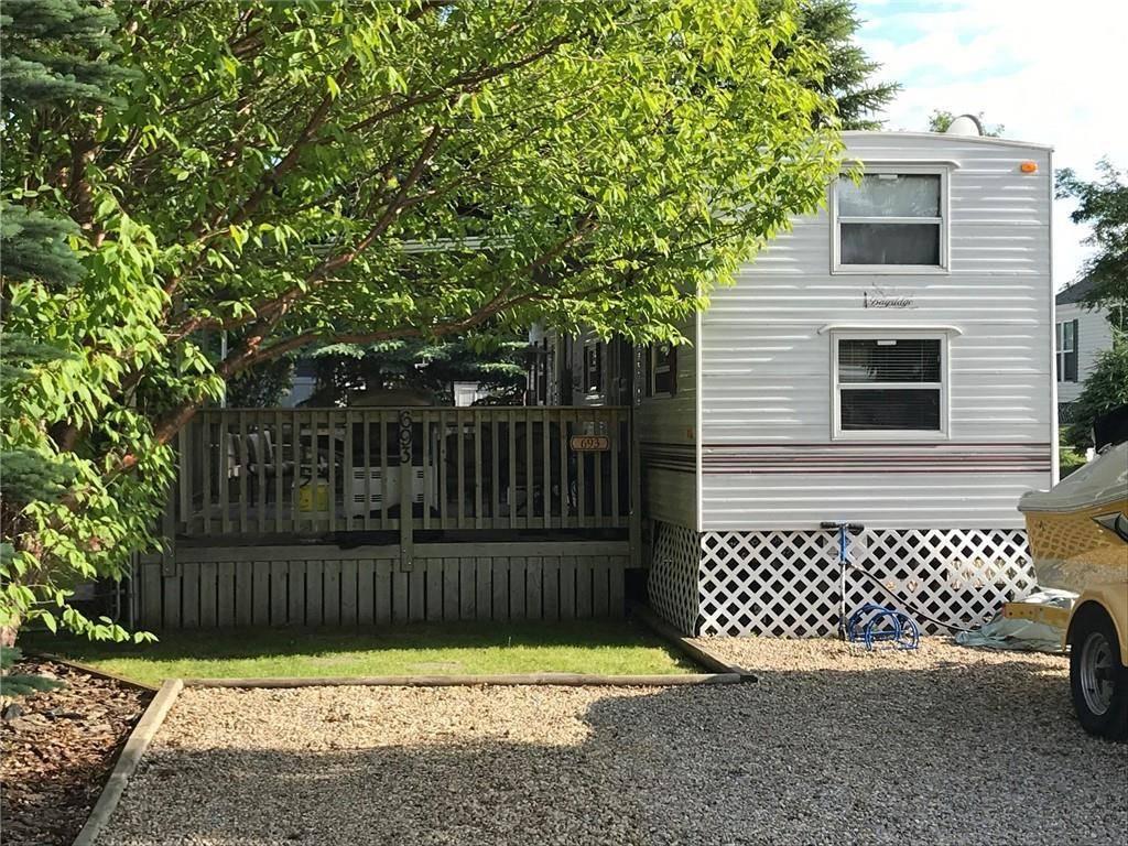 Home for sale at 693 Carefree Resort  Gleniffer Lake, Rural Red Deer County Alberta - MLS: C4234109