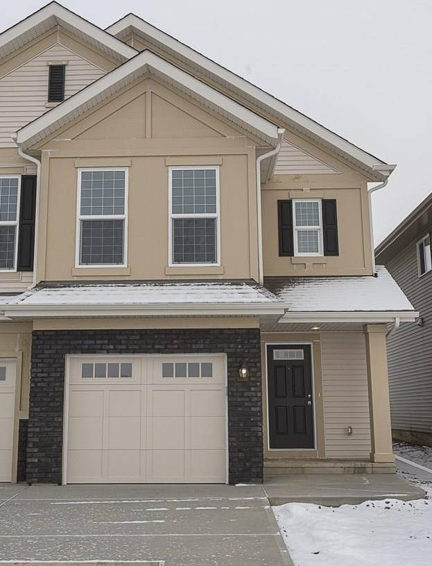 Townhouse for sale at 693 Eagleson Cres Nw Edmonton Alberta - MLS: E4181644