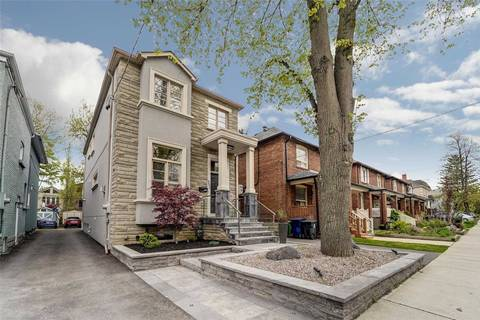 House for sale at 693 Hillsdale Ave Toronto Ontario - MLS: C4460020