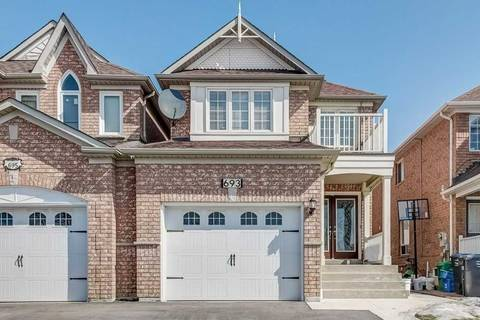 Residential property for sale at 693 Macbeth Hts Mississauga Ontario - MLS: W4389800
