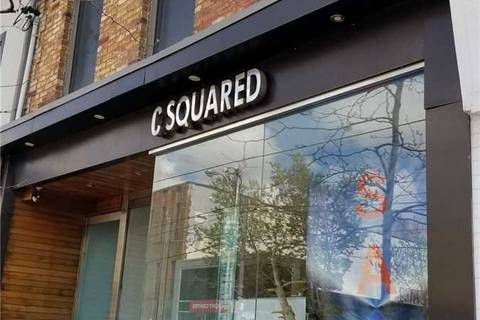 Commercial property for lease at 693 Queen St Toronto Ontario - MLS: C4671460