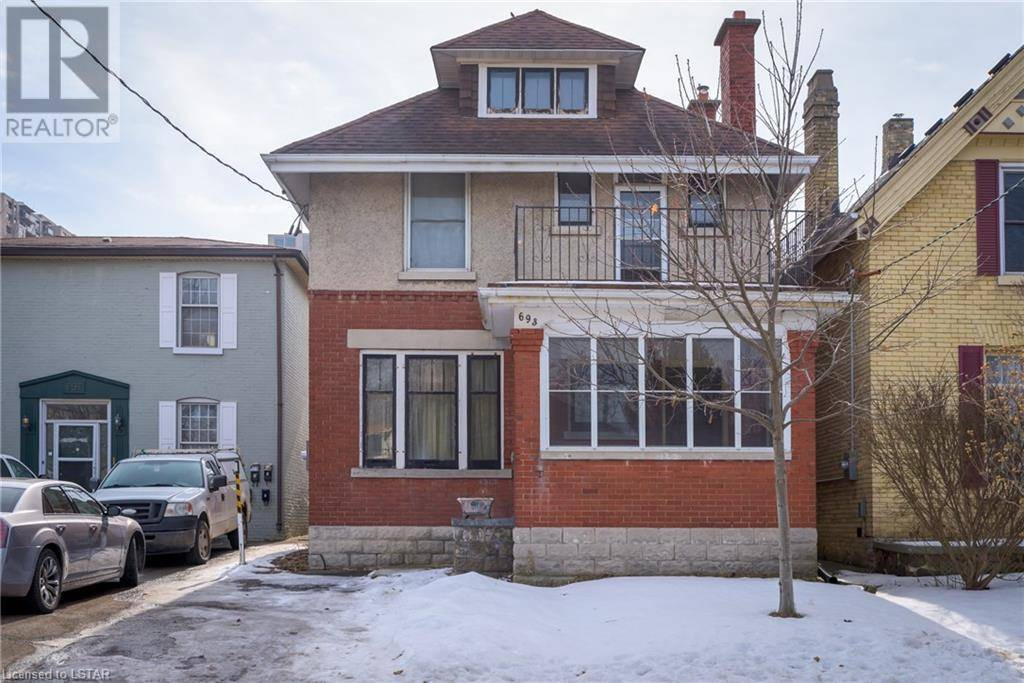 House for sale at 693 Queens Ave London Ontario - MLS: 246523