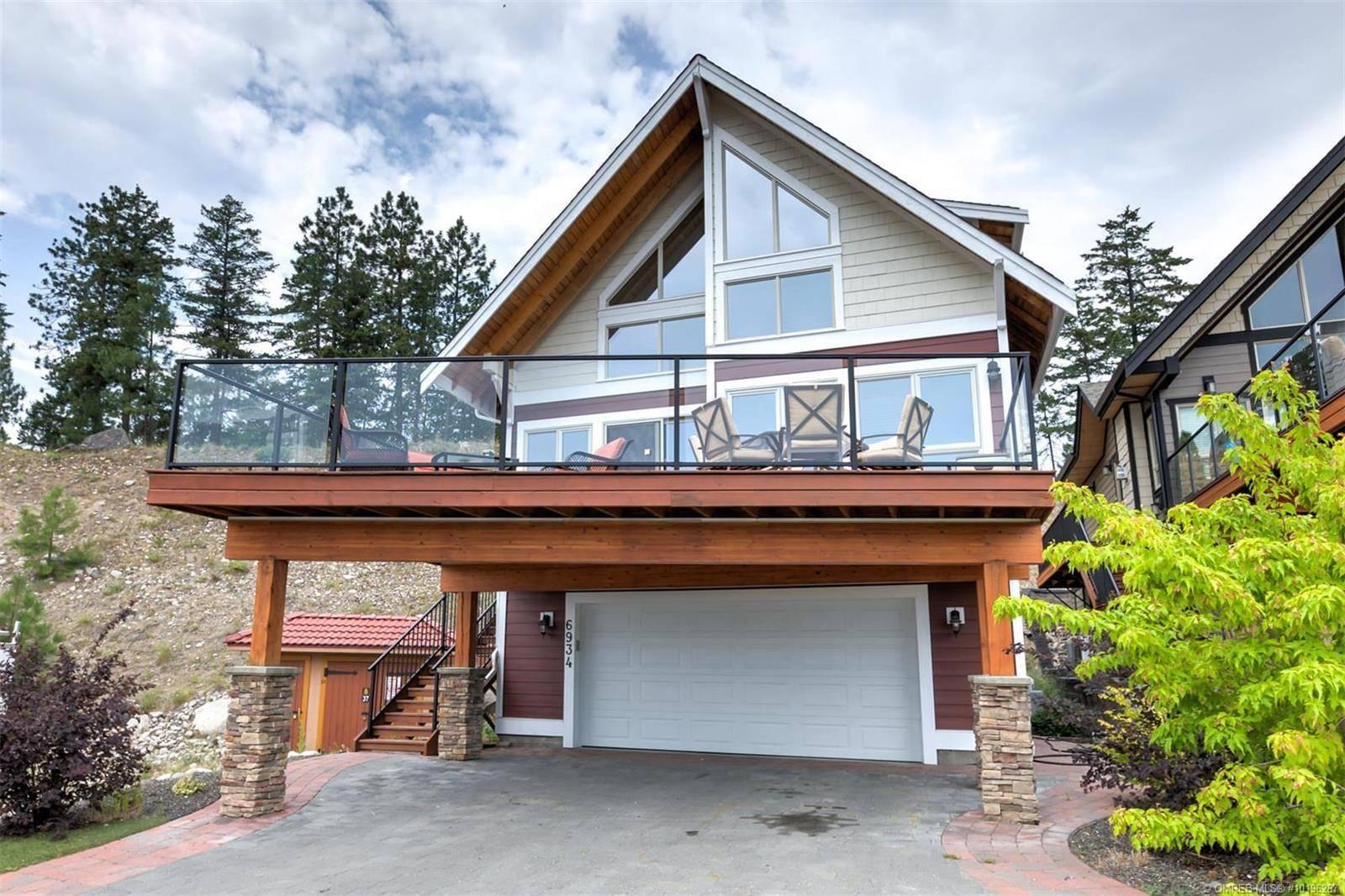 House for sale at 6934 Terazona Dr Kelowna British Columbia - MLS: 10196287