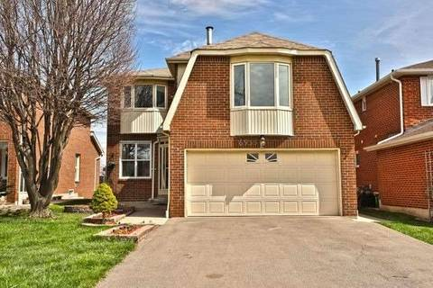 House for sale at 6935 Hickling Cres Mississauga Ontario - MLS: W4428367