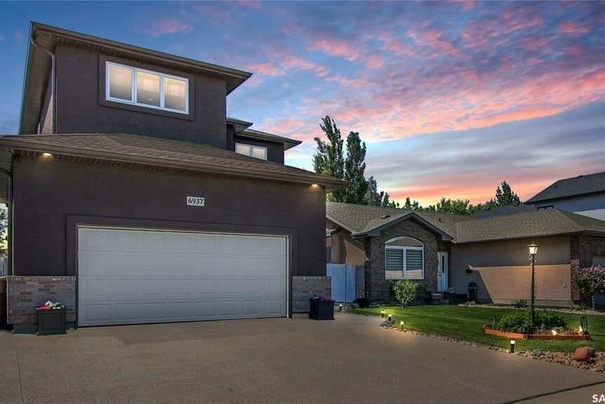 House for sale at 6937 Maple Ridge Dr Regina Saskatchewan - MLS: SK812698