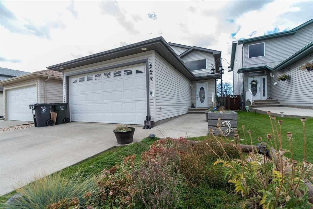 House for sale at 694 Kananaskis Dr Devon Alberta - MLS: E4212367