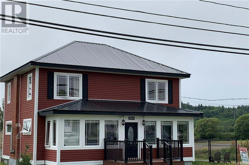 House for sale at 694 Main St Blacks Harbour New Brunswick - MLS: NB046930