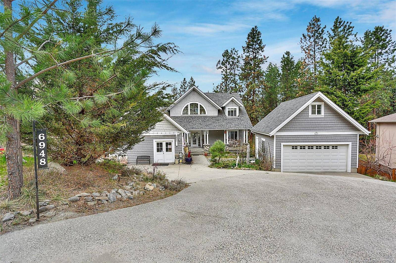 House for sale at 6948 Mccoubrey Rd Lake Country British Columbia - MLS: 10202851