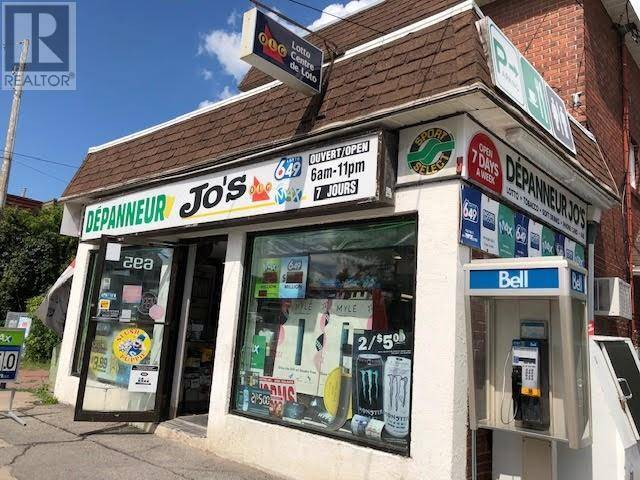 Commercial property for sale at 695 Main St E Hawkesbury Ontario - MLS: 1178836