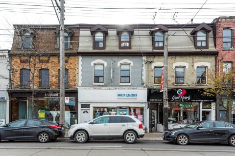 Commercial property for sale at 695 Queen St Toronto Ontario - MLS: C4993681
