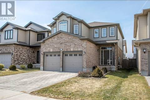 House for sale at 695 Springwood Cres London Ontario - MLS: 195083