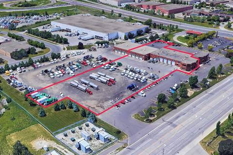 Commercial property for lease at 6950 Tomken Rd Mississauga Ontario - MLS: W4664789