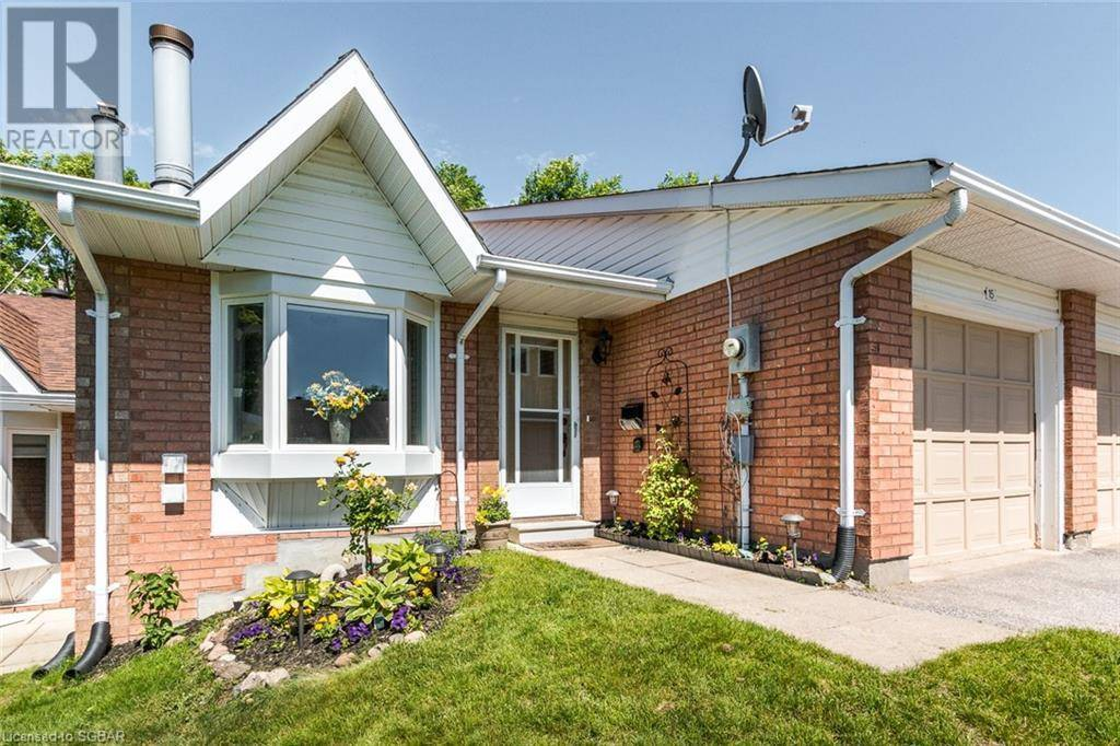 Townhouse for sale at 15 King St Unit 696 Midland Ontario - MLS: 245194