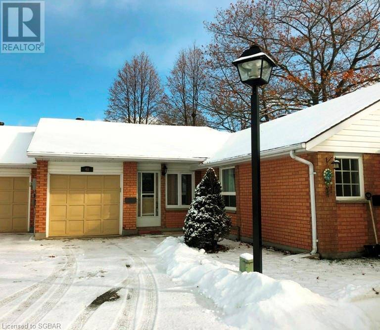 House for sale at 48 King St Unit 696 Midland Ontario - MLS: 209442