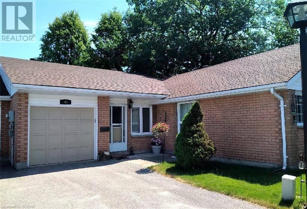 696 - 48 King Street, Midland — For Sale @ $379,777