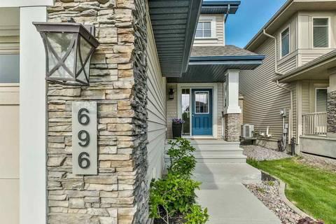 House for sale at 696 Adams Wd Sw Edmonton Alberta - MLS: E4162061