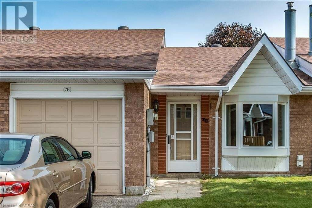 Townhouse for sale at 696 King St Midland Ontario - MLS: 40021417