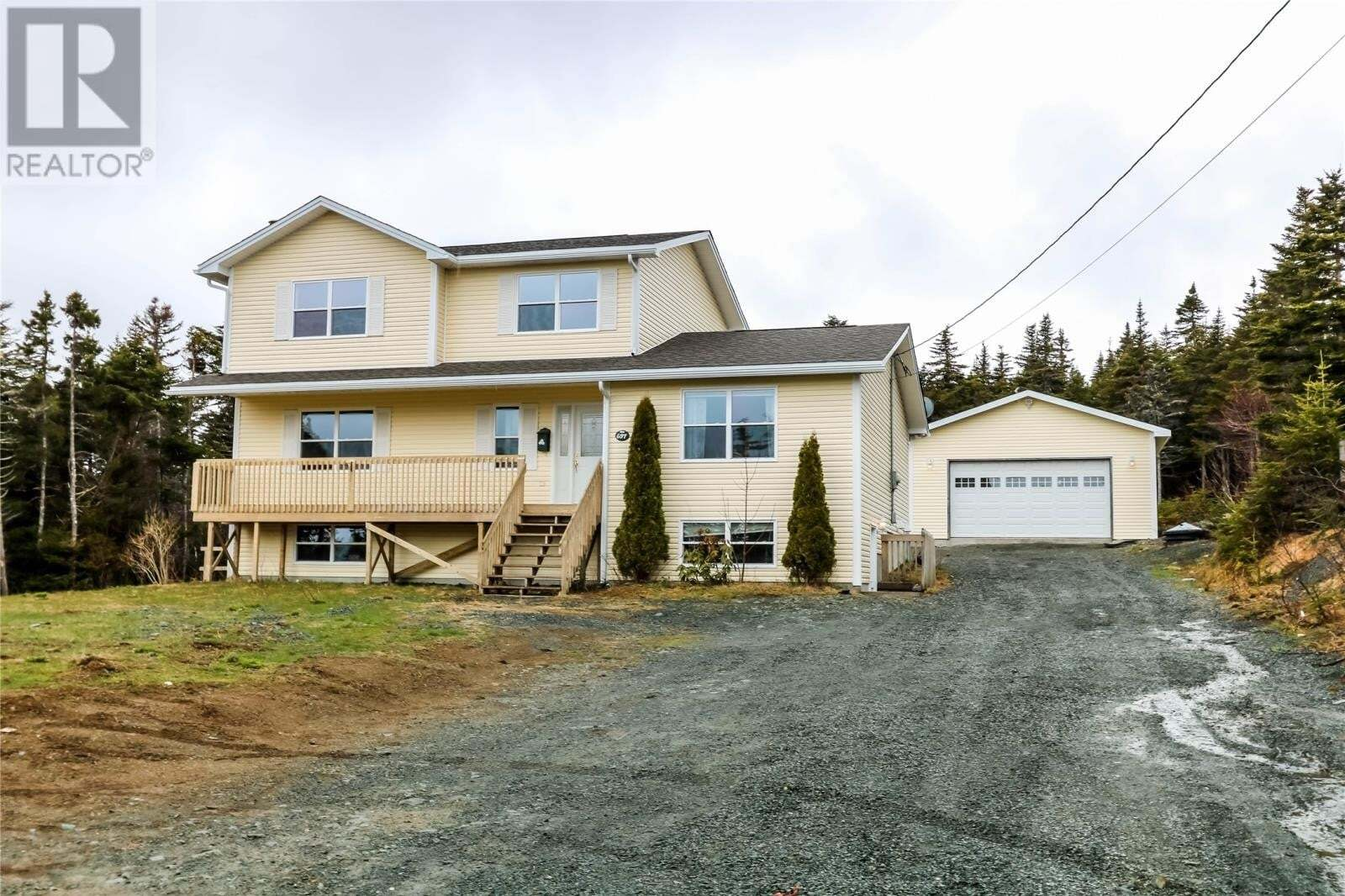House for sale at 697 Bauline Line Extension Portugal Cove-st Philips Newfoundland - MLS: 1213850
