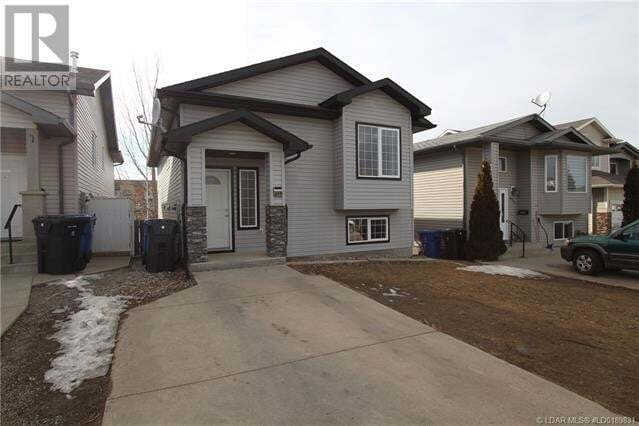 House for sale at 697 Blackfoot Te W Lethbridge Alberta - MLS: ld0189831