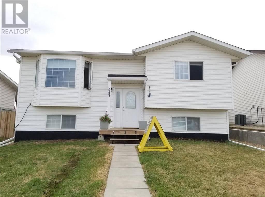 House for sale at 697 Elgin Hill Rd Drumheller Alberta - MLS: sc0191351