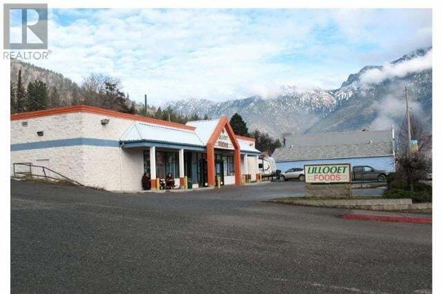 Commercial property for sale at 697 Main St Lillooet British Columbia - MLS: 158596