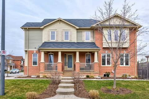 Townhouse for sale at 697 Rayner Ct Milton Ontario - MLS: W4424509