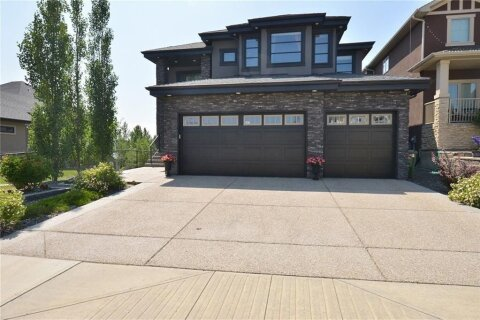 House for sale at 697 Tuscany Springs Blvd NW Calgary Alberta - MLS: A1036018