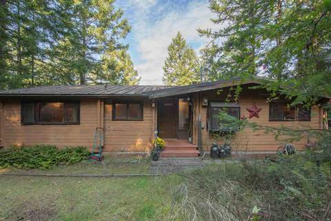 House for sale at 697 Wilks Rd Mayne Island British Columbia - MLS: R2420554