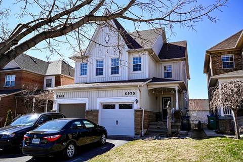 Townhouse for sale at 6970 Haines Artist Wy Mississauga Ontario - MLS: W4734845